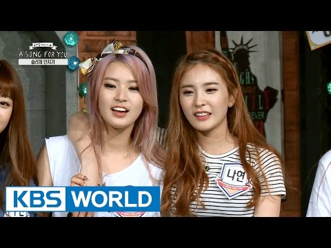 Global Request Show: A Song For You 4 - Ep.8 with JJCC, SONAMOO (2015.09.25) Mp3