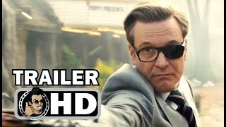 KINGSMAN 2: THE GOLDEN CIRCLE Official TV Spot Trailer - Southern Charm (2017) Action Movie HD