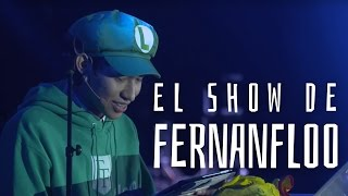 Show de FernanFloo en Club Media Fest - Colombia