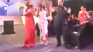 Ayesha Omer & Mathira dance video Lux Awards