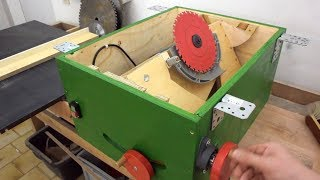 Build this Magnificent Table Saw with SIMPLE Tools!