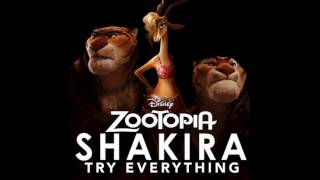 Try Everything (Extended) - Shakira