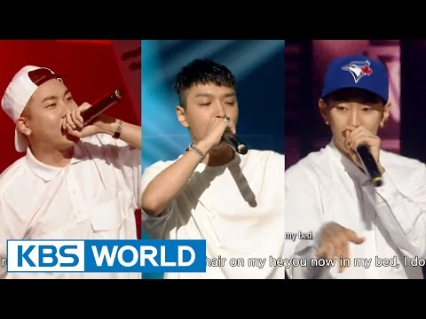 watch SimonD & Jay Park & Loco - Simon Dominic / My Last / I Like 2 Party [Yu Huiyeol's Sketchbook]