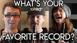 Asking Music Youtubers:  What