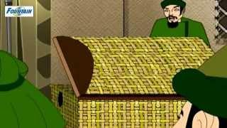 Shivaji Maharaj Marathi Animated Story - Agarhyahun Sutka