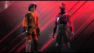 Star Wars Rebels S2 Ep20 Maul vs Inquisitors (HD)