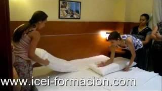 curso camarera de piso / Hotel