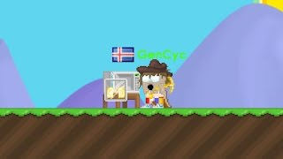 Growtopia l Making Golden Angel Wings!