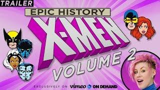 TRAILER: EPIC HISTORY: X-MEN, VOLUME 2: The Phoenix Saga. July 29th on Vimeo.