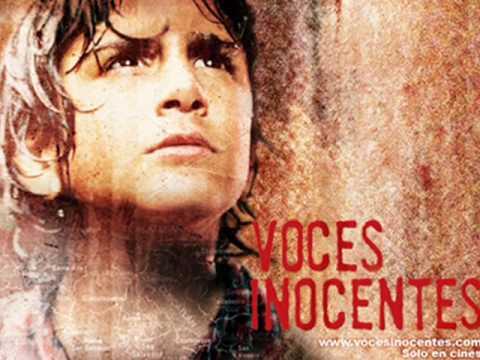 tengo razones voces inocentes - Cover Victorsalaz