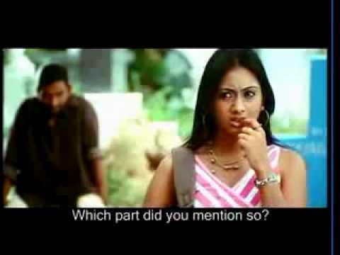 Sexy South Indian Actress Udhayathara Hot Touching Video