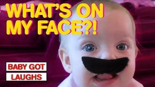 Funny Baby Fails May 2018 CONFUSED BABIES Can