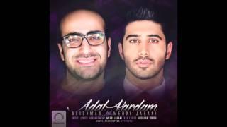 "Alishmas & Mehdi Jahani - ""Adat Kardam"" OFFICIAL AUDIO"