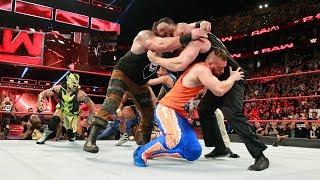 WWE Wal3ooha: بروك ليسنر و برون سترومان وجها لوجه قبل سمرسلام