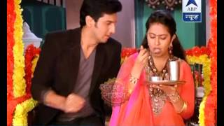 WATCH Siddhant and Roli's Teej wala romance