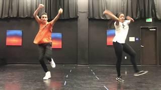 Sean Paul, David Guetta - Mad Love ft. Becky G / YUKI SHUNDO Dance Choreography