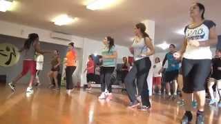 barikad crew kanaval 2014 : Zumba fitness Master Move