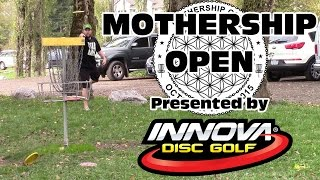 2015 Mothership Open Final Round MPO (Russell, Wood, Waugh, Hyde, Shuler)