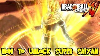 Dragon Ball Xenoverse: How To Unlock Super Saiyan 1 & 2 for Custom Characters
