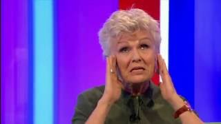 National Treasure  Julie Walters Interview