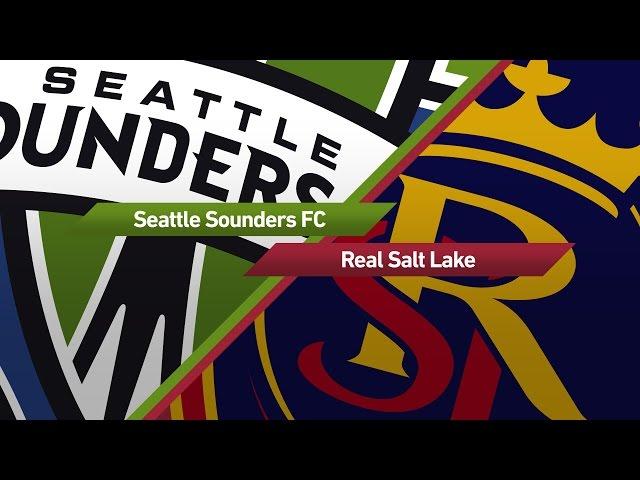 Highlights: Seattle Sounders vs. Real Salt Lake | May 20, 2017