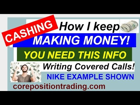 How I use Covered Call EXIT strategies to make Mo Money Mo Money Mo Money!