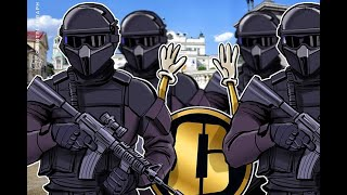 Bulgarian Police Raids OneCoin Offices, 'Ponzi Scheme' Servers Shut Down