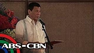 TV Patrol: 'Pagsagot ni Duterte sa US, EU, aprub sa ASEAN leaders'