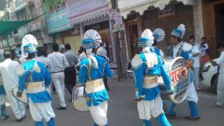 Shree parash band barnagar(dist.ujjain)m.p. (mo)9617751479