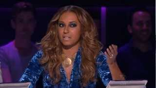 Samantha Jade - Everytime (Britney Spears) The X Factor Australia 2012 01-10-2012 (HQ)