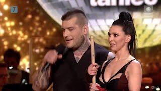 Dancing With The Stars. Taniec z gwiazdami 8 - Odcinek 2 - Janja i Popek