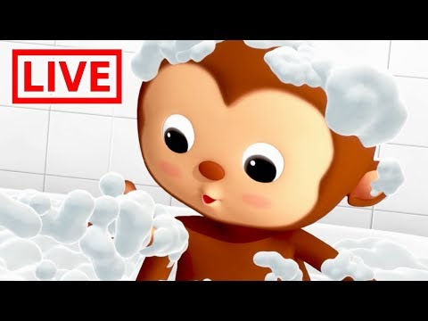 Xxx Mp4 Little Baby Bum Live 🔴 BATH SONG Nursery Rhymes For Babies ABC Songs And More Live Stream 3gp Sex