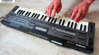 CASIO CZ-101 PD-Synthesizer (1984)