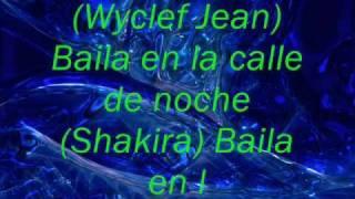 Shakira ft. Wyclef Jean -- Hips Don't Lie Lyrics