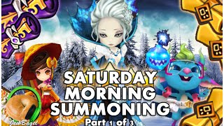 SUMMONERS WAR : Saturday Morning Summons - 300+ Mystical & Legendary Scrolls - (9/17/16 part 1 of 3)