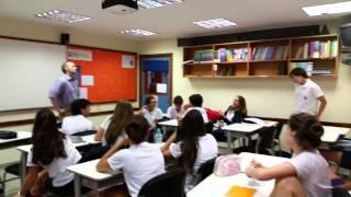 Teacher OWNS Student - Rap Battle
