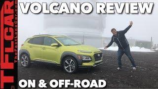 2018 Hyundai Kona Beach to Volcano Off-Road Review