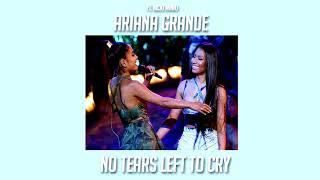 Ariana Grande - no tears left to cry ft. Nicki Minaj (MASHUP)