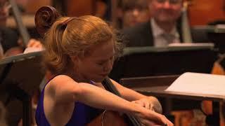 HARRIET KRIJGH - Kabalevsky Cello Concerto (Excerpt)