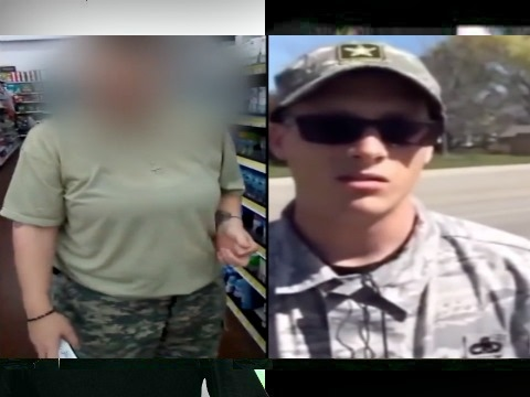 Top 5 CRAZIEST STOLEN VALOR CONFRONTATIONS! (Fake Military Exposed!)