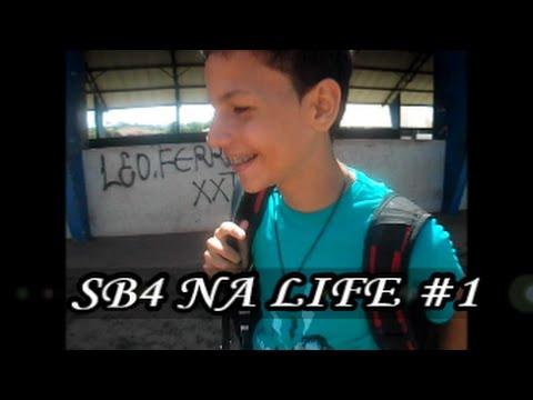 SB4 NA LIFE #1 Tomé-Açu/Quatro Bocas - Primeira vez na MINI RAMP e FLIP NO BUSÃO