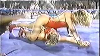 POWW Wrestling: Nina vs. Sasha (POWW Title)