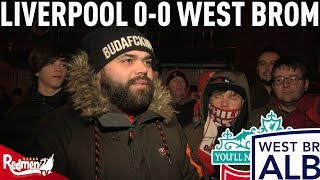 Liverpool v West Brom 0-0 | #LFC Free For All Fan Cam