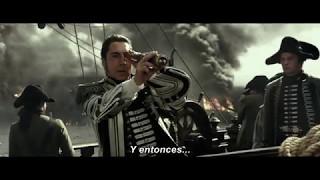 Piratas del Caribe: La Venganza de Salazar - Creando a Salazar