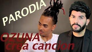 Ozuna crea cancion con Juanpa (Parodia)