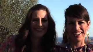 Nina Kristin - Making Of Centerfold