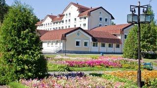 Обзор санатория Усть-Качка, отзывы, территория, проживание, питание, досуг.