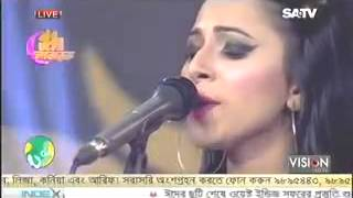 Bangla New Song   Chole Jodi Jabi Dure Shatthopor By Liza