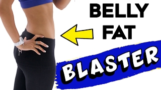 💜 How To Get A Flat Tummy Fast 🏁 | 4 UNIQUE Exercises For A Flat Stomach