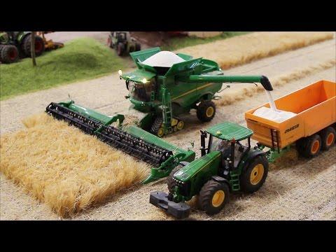 RC Farmworld Fehmarn Siku 1:32 Farmer action!